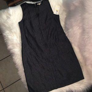 Calvin Klein refined essentials dress sz m nwt